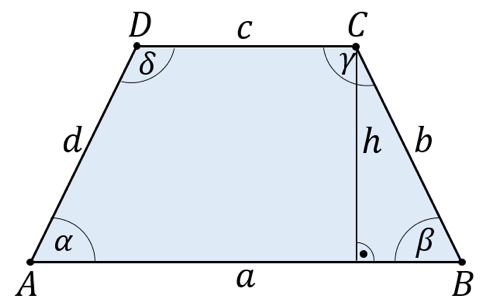 flaechen von geometrischen figuren berechnen studyhelp
