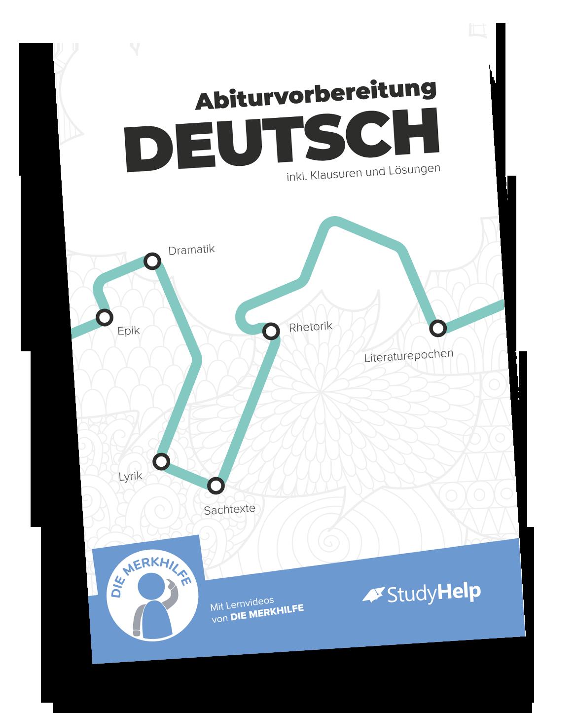 deutsch abiturvorbereitung - Erorterung Muster