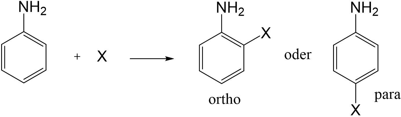 Elektrophile aromatische Zweitsubstitution