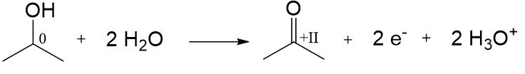 propan zu propanon