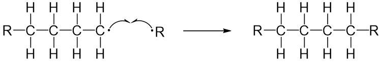 Kettenabbruch Polymerisation