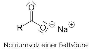 Natriumsalz einer Fettsäure