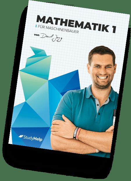 Mathematik für Maschinenbauer - Das Buch