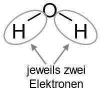 Freie Elektronenpaare zuordnen 2