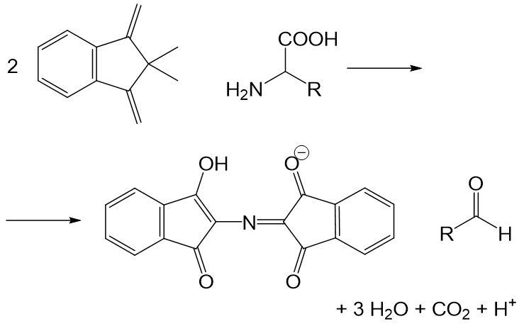 Ninhydrin-Reaktion