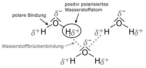 Zwischenmolekulare Wechselwirkungen